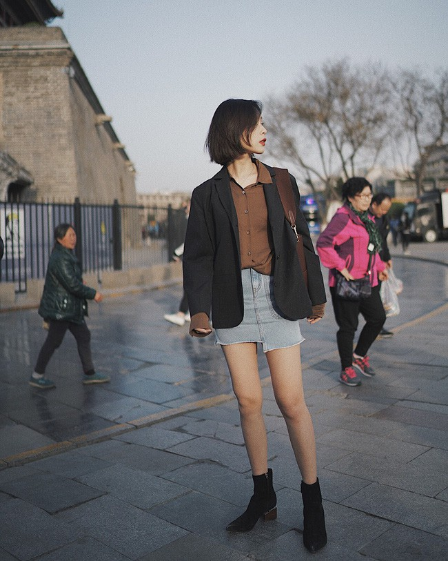 15 gợi ý cho thấy boots thấp cổ là item phải có trong mùa lạnh vì kết hợp kiểu gì cũng đẹp và sang - Ảnh 12.