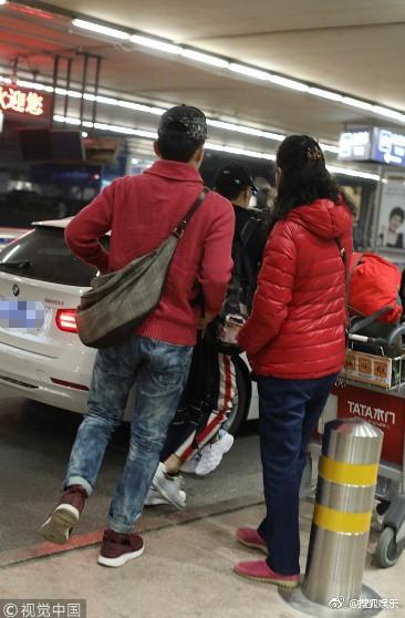 Phạm Băng Băng xuất hiện cùng mẹ tại Bắc Kinh, thần thái sang chảnh không một chút mệt mỏi - Ảnh 8.