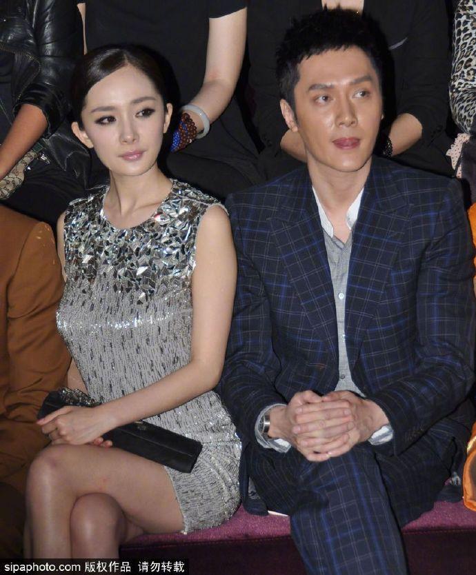 Phùng Thiệu Phong kết hôn với Triệu Lệ Dĩnh nhưng ảnh tình tứ với Dương Mịch lại gây sốt MXH - Ảnh 4.