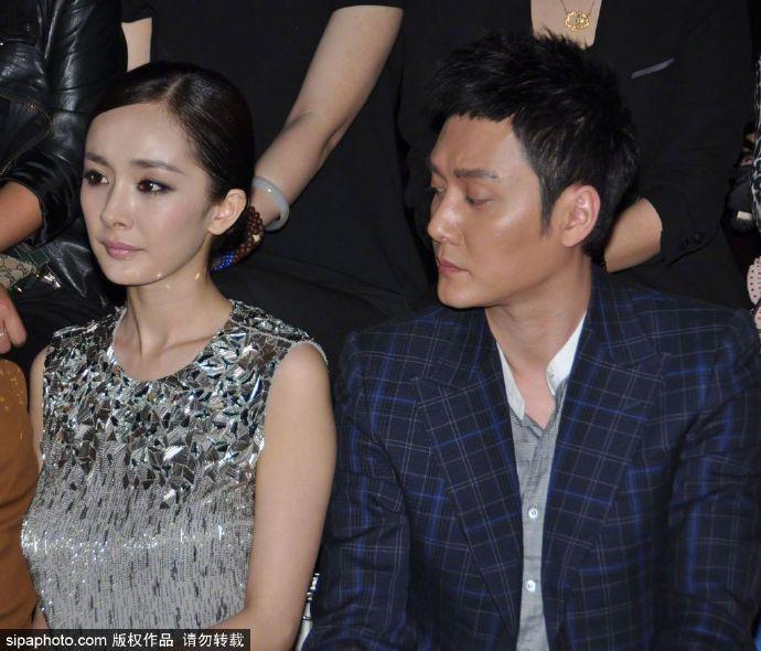 Phùng Thiệu Phong kết hôn với Triệu Lệ Dĩnh nhưng ảnh tình tứ với Dương Mịch lại gây sốt MXH - Ảnh 5.