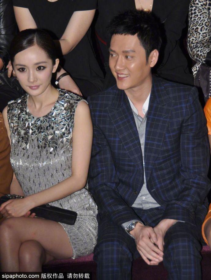 Phùng Thiệu Phong kết hôn với Triệu Lệ Dĩnh nhưng ảnh tình tứ với Dương Mịch lại gây sốt MXH - Ảnh 6.