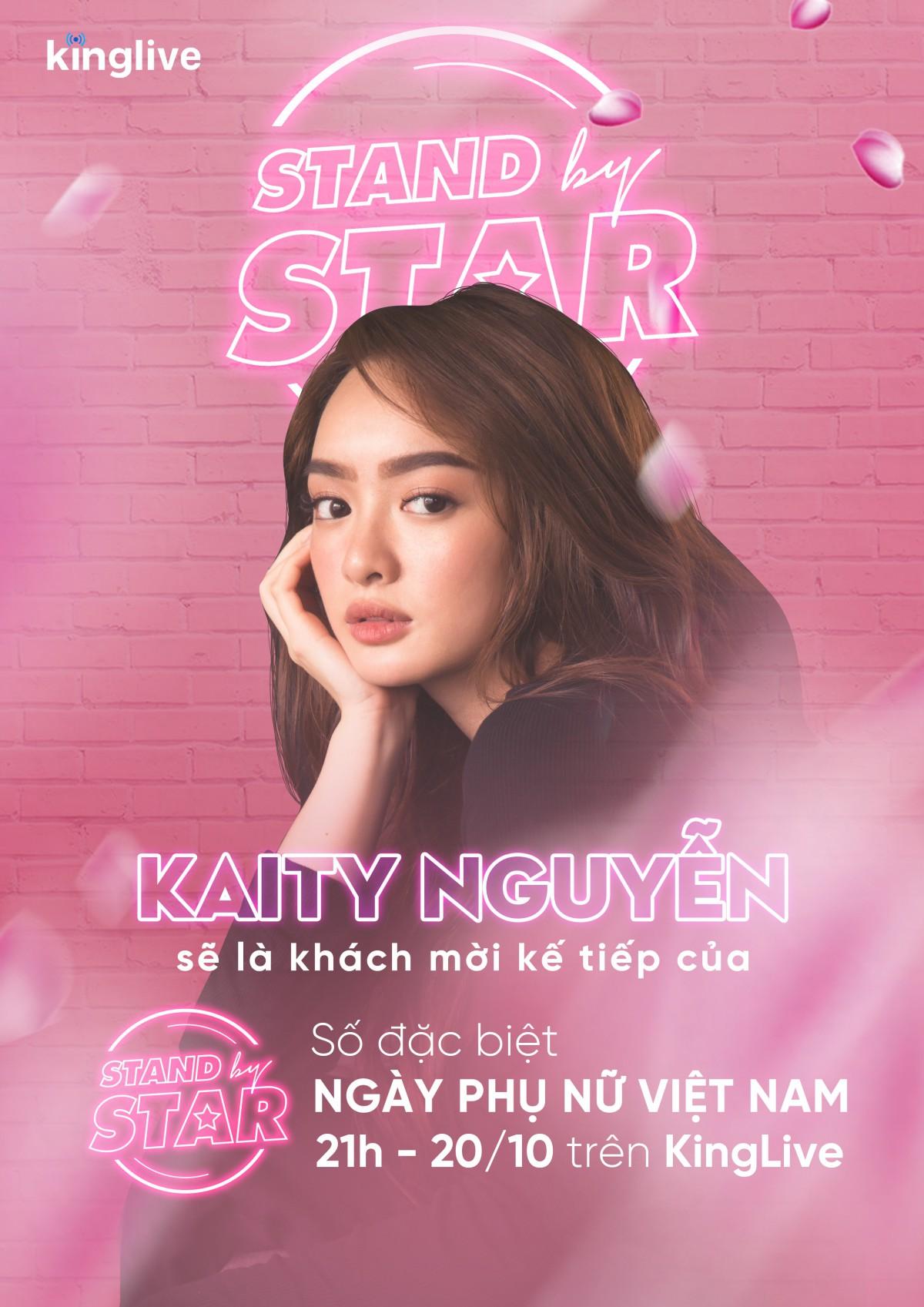 Dàn sao khủng Vbiz đổ bộ Stand By Star, hứa hẹn bùng nổ cảm xúc cùng ngày Phụ nữ Việt Nam 20/10 - Ảnh 9.