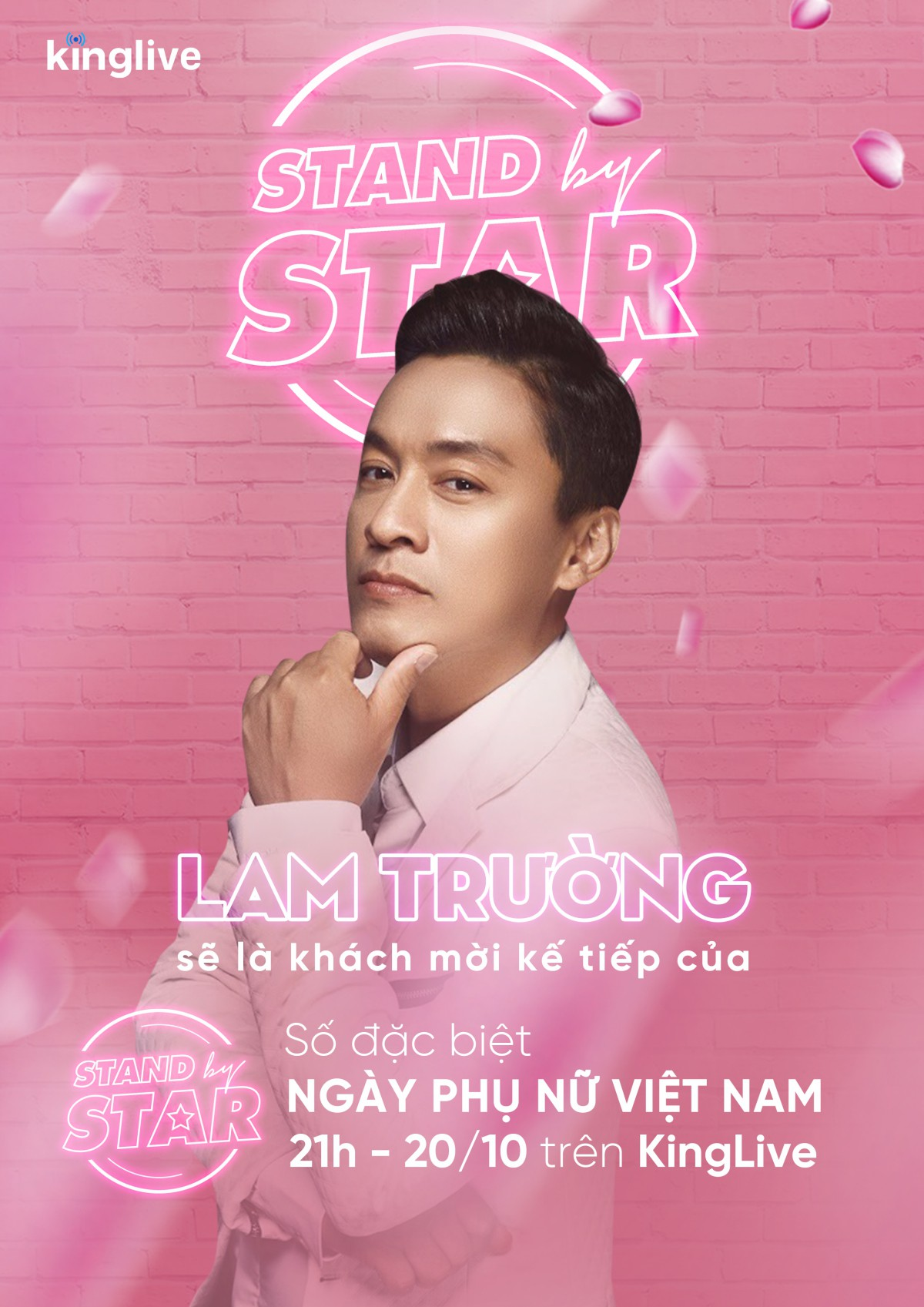 Dàn sao khủng Vbiz đổ bộ Stand By Star, hứa hẹn bùng nổ cảm xúc cùng ngày Phụ nữ Việt Nam 20/10 - Ảnh 3.