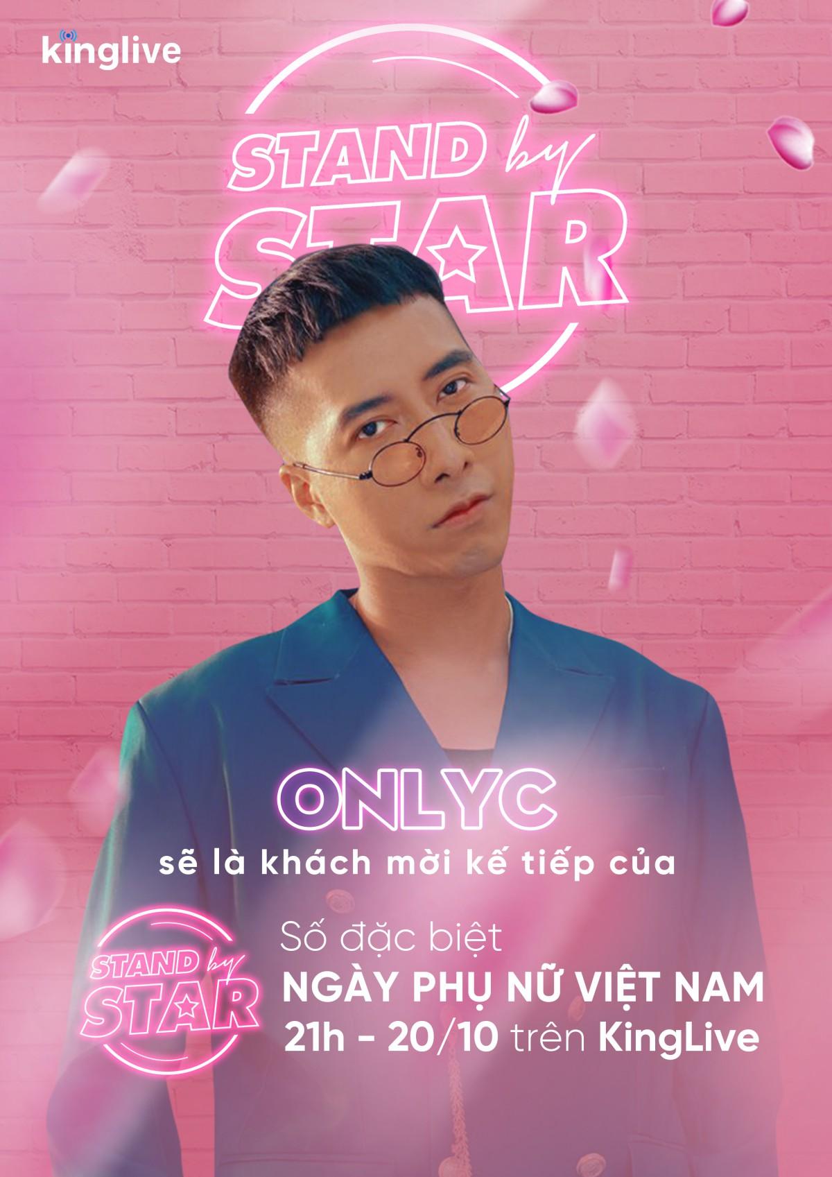 Dàn sao khủng Vbiz đổ bộ Stand By Star, hứa hẹn bùng nổ cảm xúc cùng ngày Phụ nữ Việt Nam 20/10 - Ảnh 5.