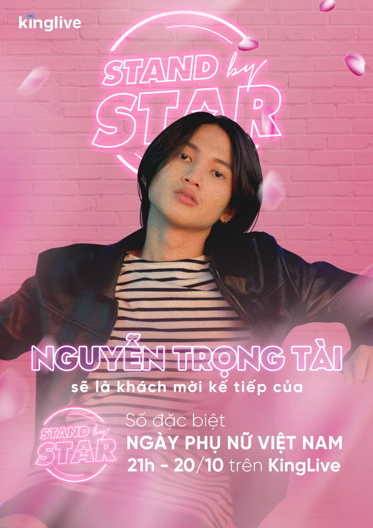 Dàn sao khủng Vbiz đổ bộ Stand By Star, hứa hẹn bùng nổ cảm xúc cùng ngày Phụ nữ Việt Nam 20/10 - Ảnh 10.