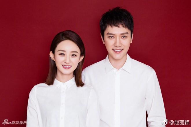 Phùng Thiệu Phong kết hôn với Triệu Lệ Dĩnh nhưng ảnh tình tứ với Dương Mịch lại gây sốt MXH - Ảnh 1.