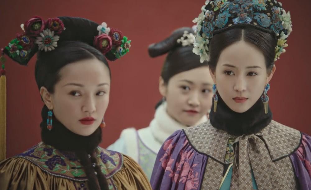 Trương Quân Ninh thừa nhận mối quan hệ với Châu Tấn trong Như Ý Truyện không đơn thuần là tình chị em - Ảnh 1.