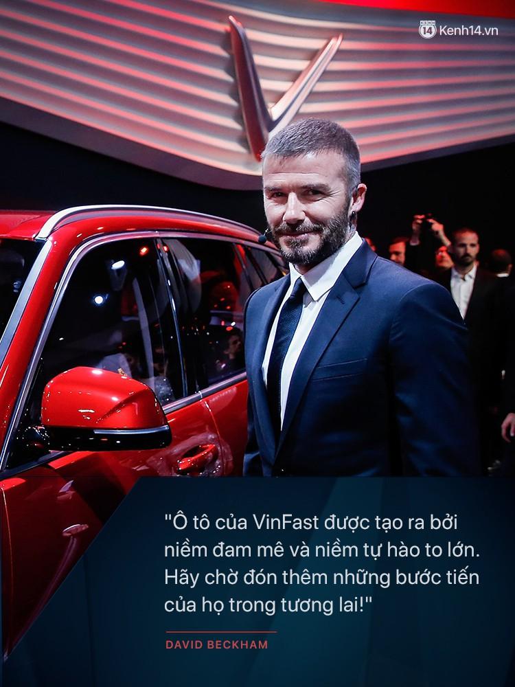 Trở về từ sự kiện tầm cỡ của VinFast, David Beckham đăng tải dòng trạng thái khiến dân tình dậy sóng - Ảnh 2.