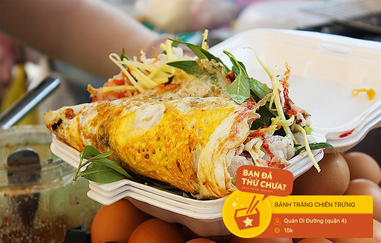 Sài Gòn có những món chẳng thể làm nên chuyện nếu thiếu đi trứng chiên cùng - Ảnh 11.
