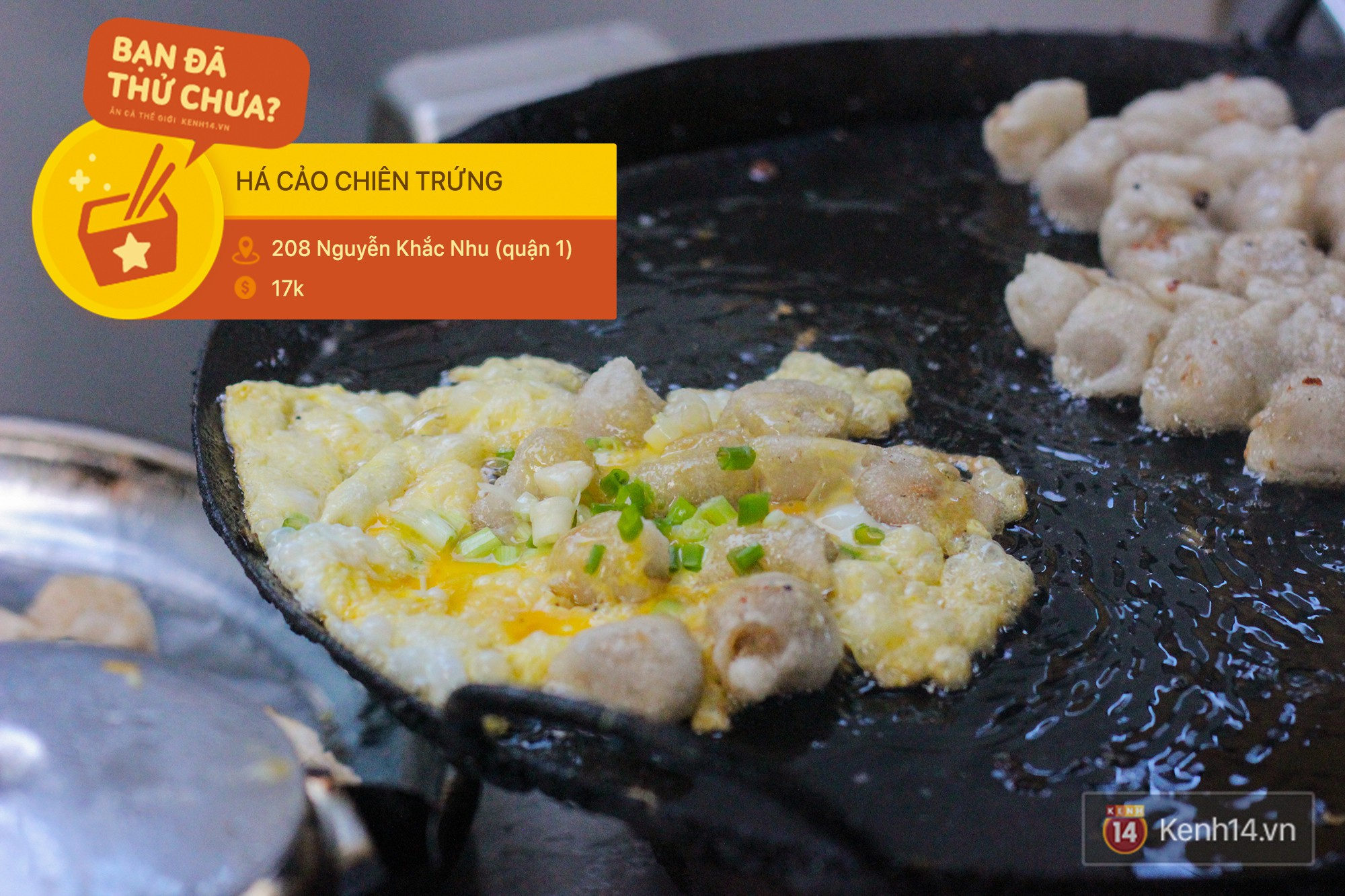Sài Gòn có những món chẳng thể làm nên chuyện nếu thiếu đi trứng chiên cùng - Ảnh 6.