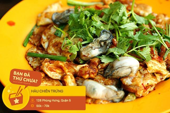 Sài Gòn có những món chẳng thể làm nên chuyện nếu thiếu đi trứng chiên cùng - Ảnh 4.