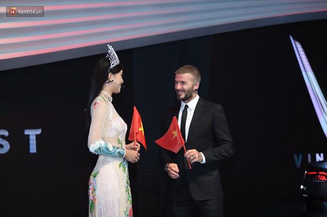 David Beckham hết lời khen ngợi về sáng tạo của VinFast: Tôi biết rằng, người Việt Nam sẽ phải tự hào lắm! - Ảnh 2.