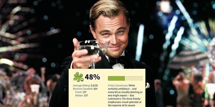 Bạn sẽ giật mình với điểm số mà giới phê bình chấm cho 7 bộ phim năm ấy ai nấy cùng mê muội - Ảnh 3.