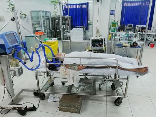 Vũng Tàu: Nữ du khách bị sét đánh chết vì dùng điện thoại - Ảnh 1.