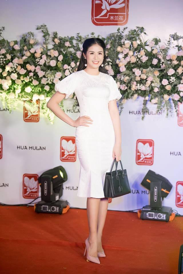 Mới đăng quang chưa đầy 1 tháng, HH Trần Tiểu Vy đụng váy áo liên hoàn với cả loạt người đẹp Vbiz - Ảnh 9.