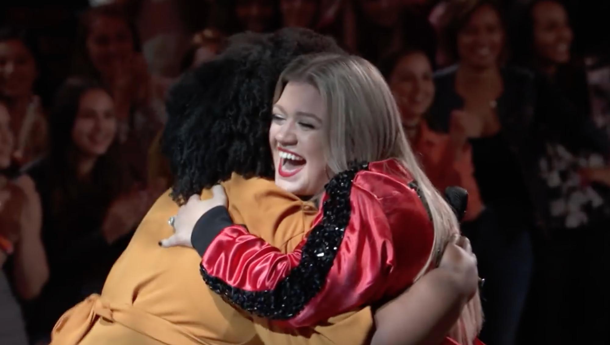 The Voice US: Vẻ mặt sốc đến khó tin của Jennifer Hudson khi lần thứ 2 bị chặn trong vòng Giấu mặt! - Ảnh 3.
