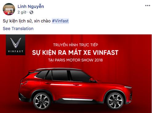 VinFast ra mắt xe thành công, đạt kỉ lục 1 triệu người xem cùng lúc! - Ảnh 7.