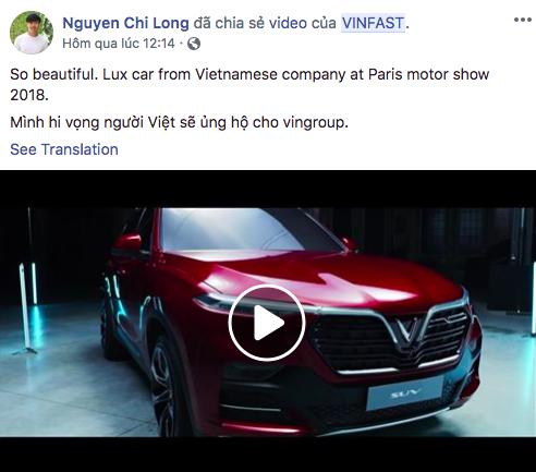 VinFast ra mắt xe thành công, đạt kỉ lục 1 triệu người xem cùng lúc! - Ảnh 8.