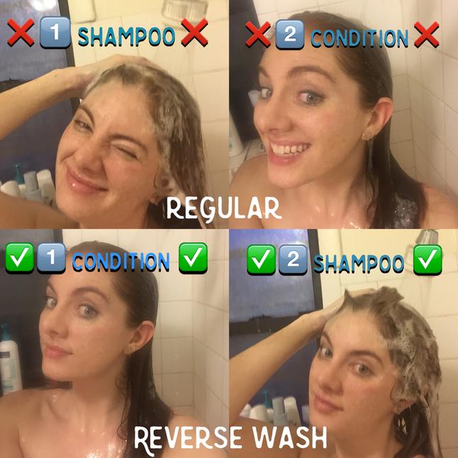 Thử bôi dầu xả trước khi gội đầu trong 1 tuần, cô nàng này đã vô cùng bất ngờ khi thấy tóc đẹp hơn bội lần - Ảnh 2.
