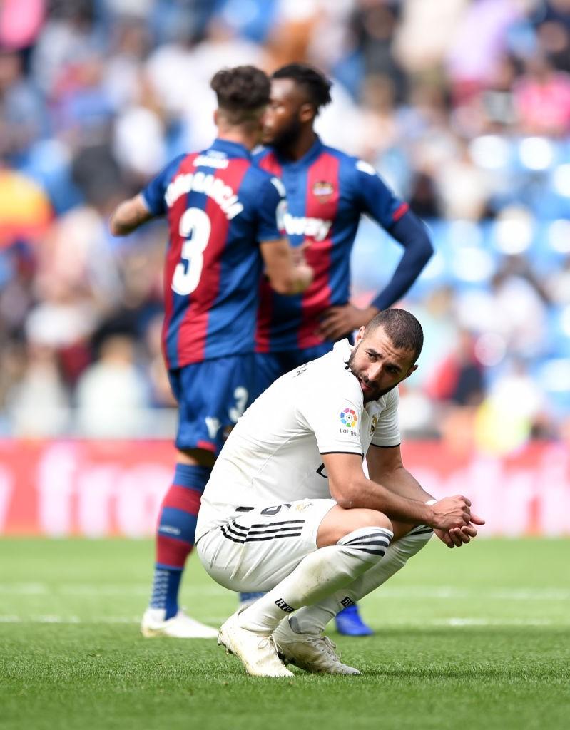 Kỷ lục tịt ngòi tệ nhất 116 năm lịch sử Real Madrid vừa được thiết lập - Ảnh 2.