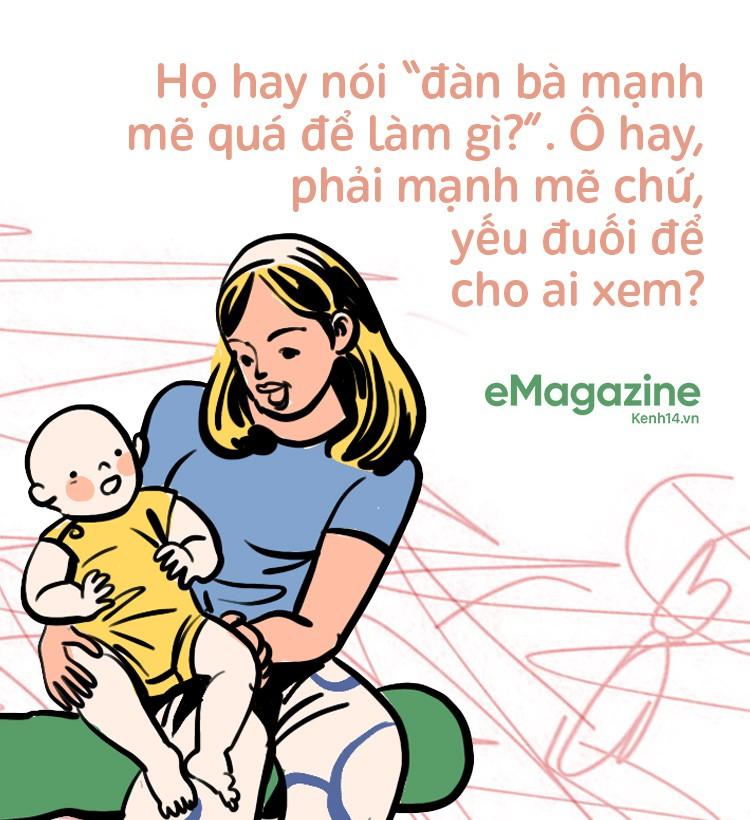 Làm con gái giữa thời đại shaming: Nhất định sống vì mình, chứ đừng quan tâm những lời bình phẩm nhé! - Ảnh 6.