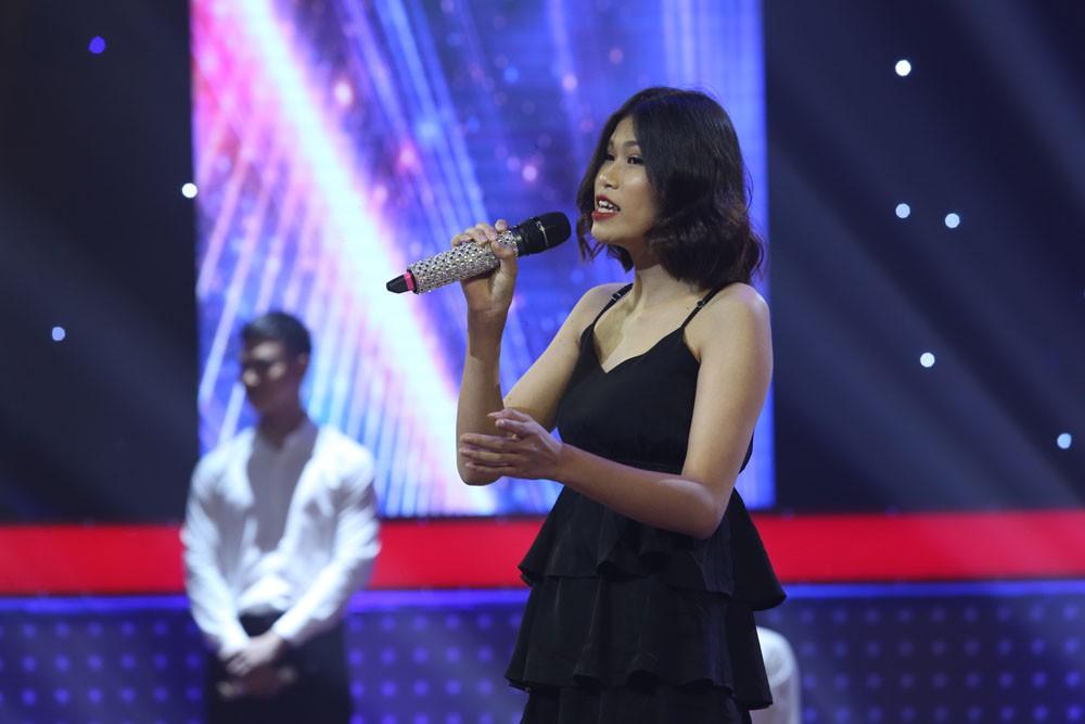 Giọng ải giọng ai: Phạm Quỳnh Anh xúc động trước thí sinh có giọng hát giống Wanbi Tuấn Anh - Ảnh 8.