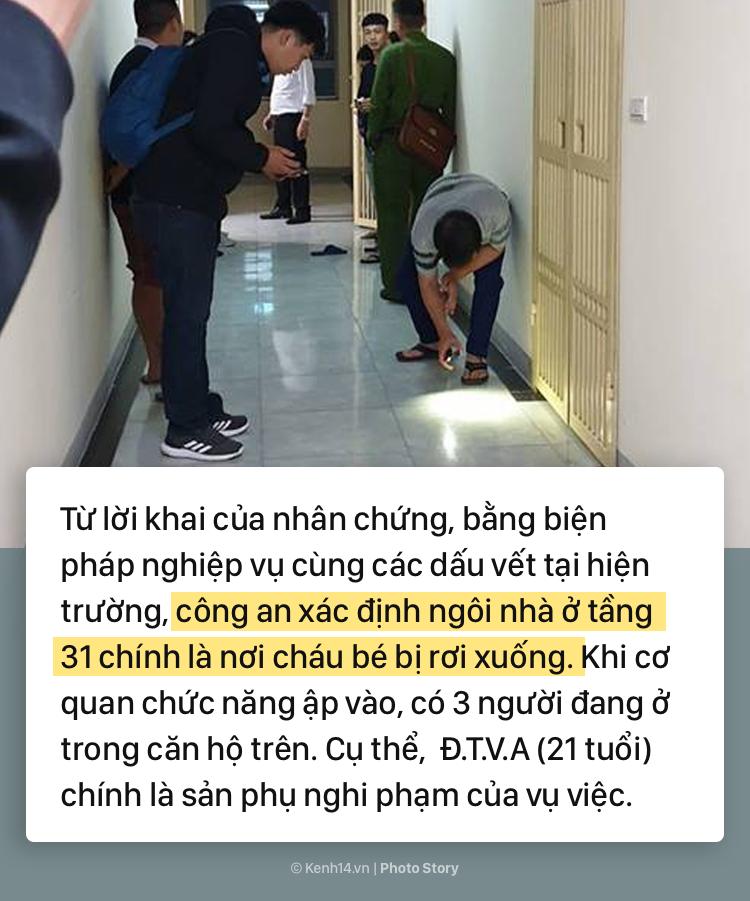 Toàn cảnh vụ ném con ở Linh Đàm gây chấn động dư luận - Ảnh 5.