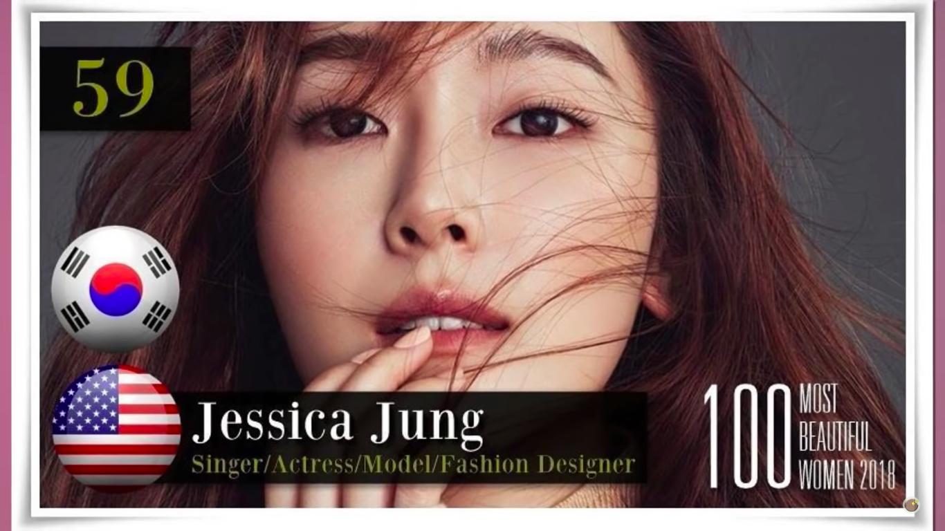 100 mỹ nhân đẹp nhất thế giới 2018: Tzuyu bất ngờ giành hạng 1, Black Pink đều lọt top song thứ tự gây tranh cãi - Ảnh 22.