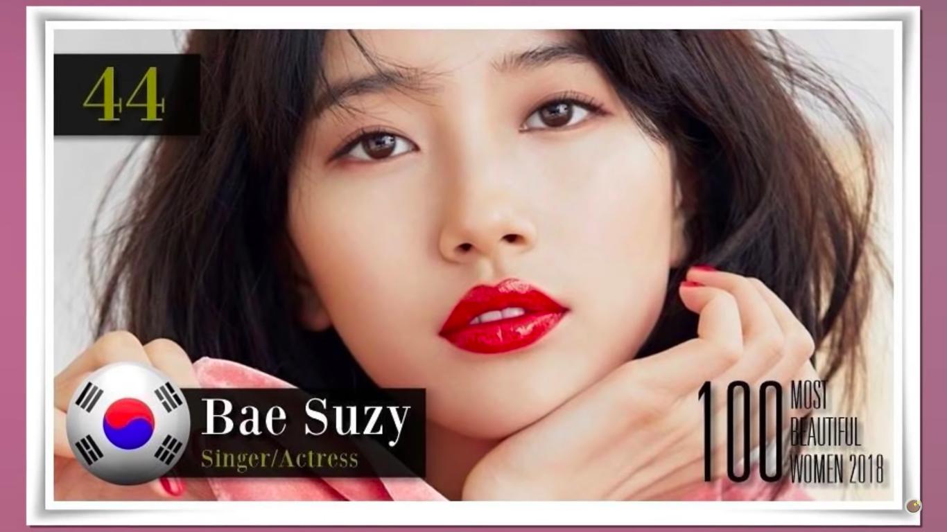 100 mỹ nhân đẹp nhất thế giới 2018: Tzuyu bất ngờ giành hạng 1, Black Pink đều lọt top song thứ tự gây tranh cãi - Ảnh 13.