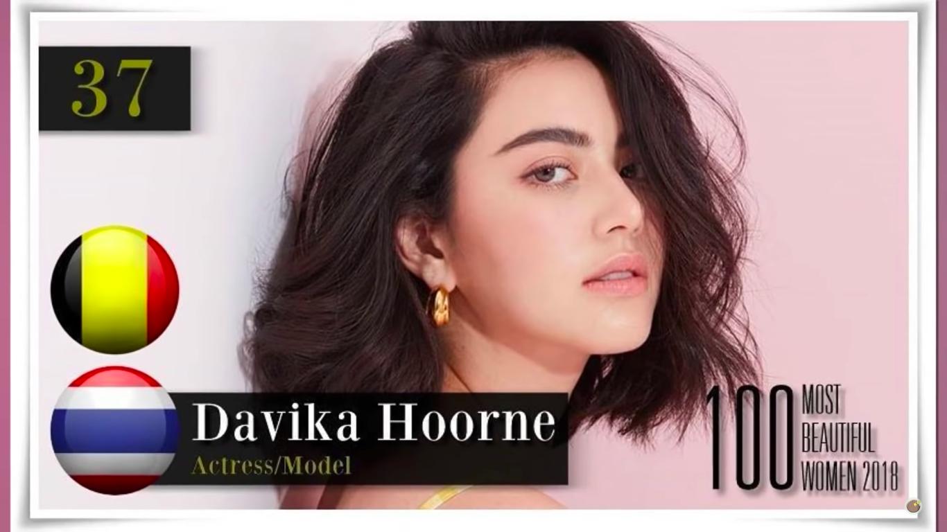 100 mỹ nhân đẹp nhất thế giới 2018: Tzuyu bất ngờ giành hạng 1, Black Pink đều lọt top song thứ tự gây tranh cãi - Ảnh 20.