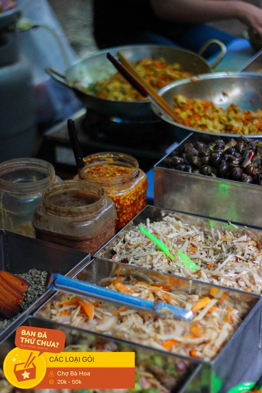 Những món ăn vặt miền Trung hiếm có khó tìm nhất định không thể bỏ lỡ khi đến chợ Bà Hoa - Ảnh 8.