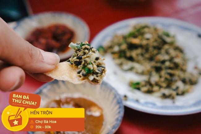 Những món ăn vặt miền Trung hiếm có khó tìm nhất định không thể bỏ lỡ khi đến chợ Bà Hoa - Ảnh 9.
