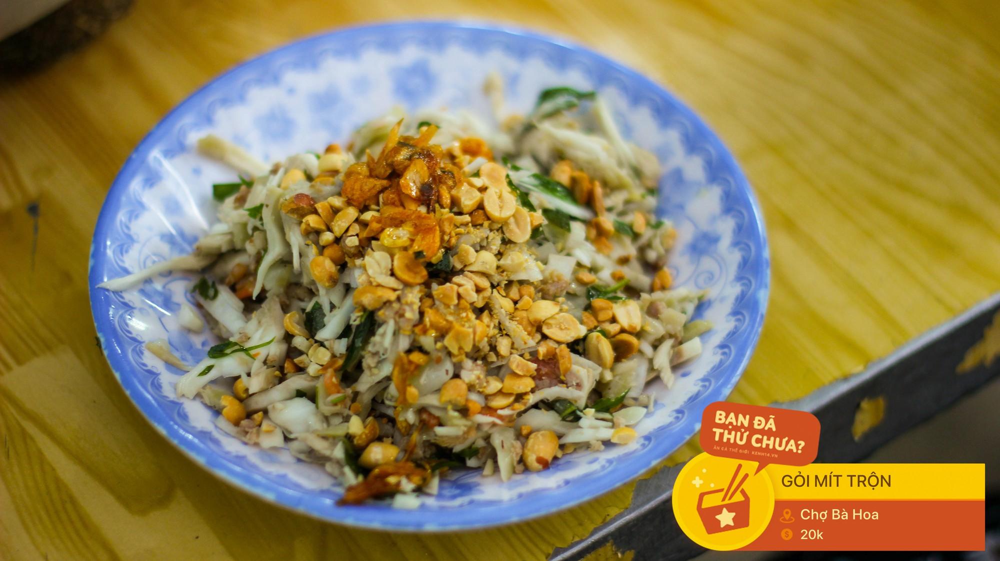Những món ăn vặt miền Trung hiếm có khó tìm nhất định không thể bỏ lỡ khi đến chợ Bà Hoa - Ảnh 4.