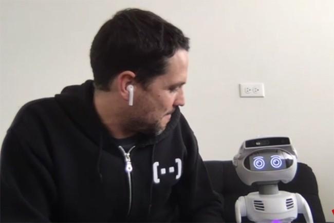 Nhật Bản đưa robot trí tuệ nhân tạo vào các lớp học tiếng Anh - Ảnh 1.