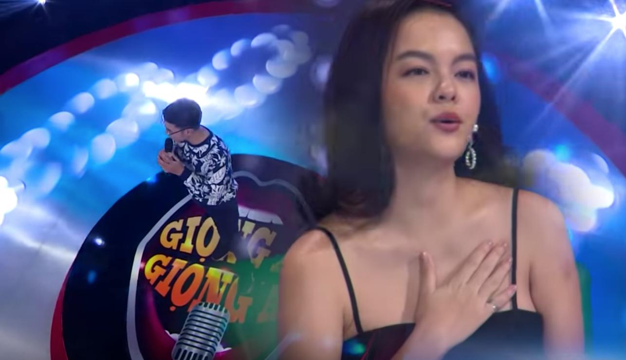 Giọng ải giọng ai: Phạm Quỳnh Anh xúc động trước thí sinh có giọng hát giống Wanbi Tuấn Anh - Ảnh 5.