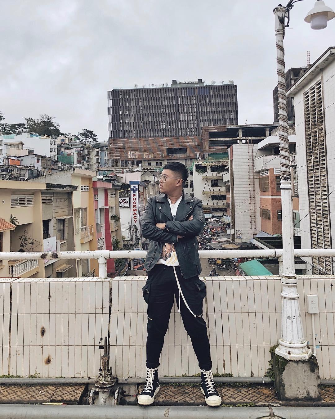 Chụp ảnh style Hồng Kông trong phút mốt ở ngay góc chợ Đà Lạt - Ảnh 9.