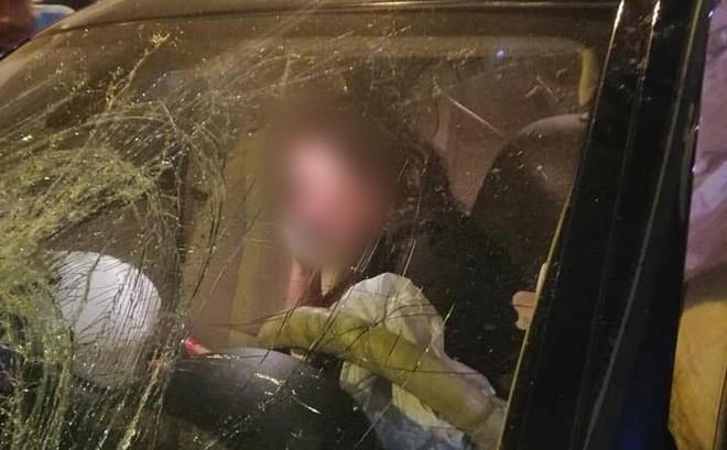 Ảnh: Hiện trường vụ nữ tài xế điều khiển xe BMW gây tai nạn kinh hoàng ở ngã tư Hàng Xanh - Ảnh 12.