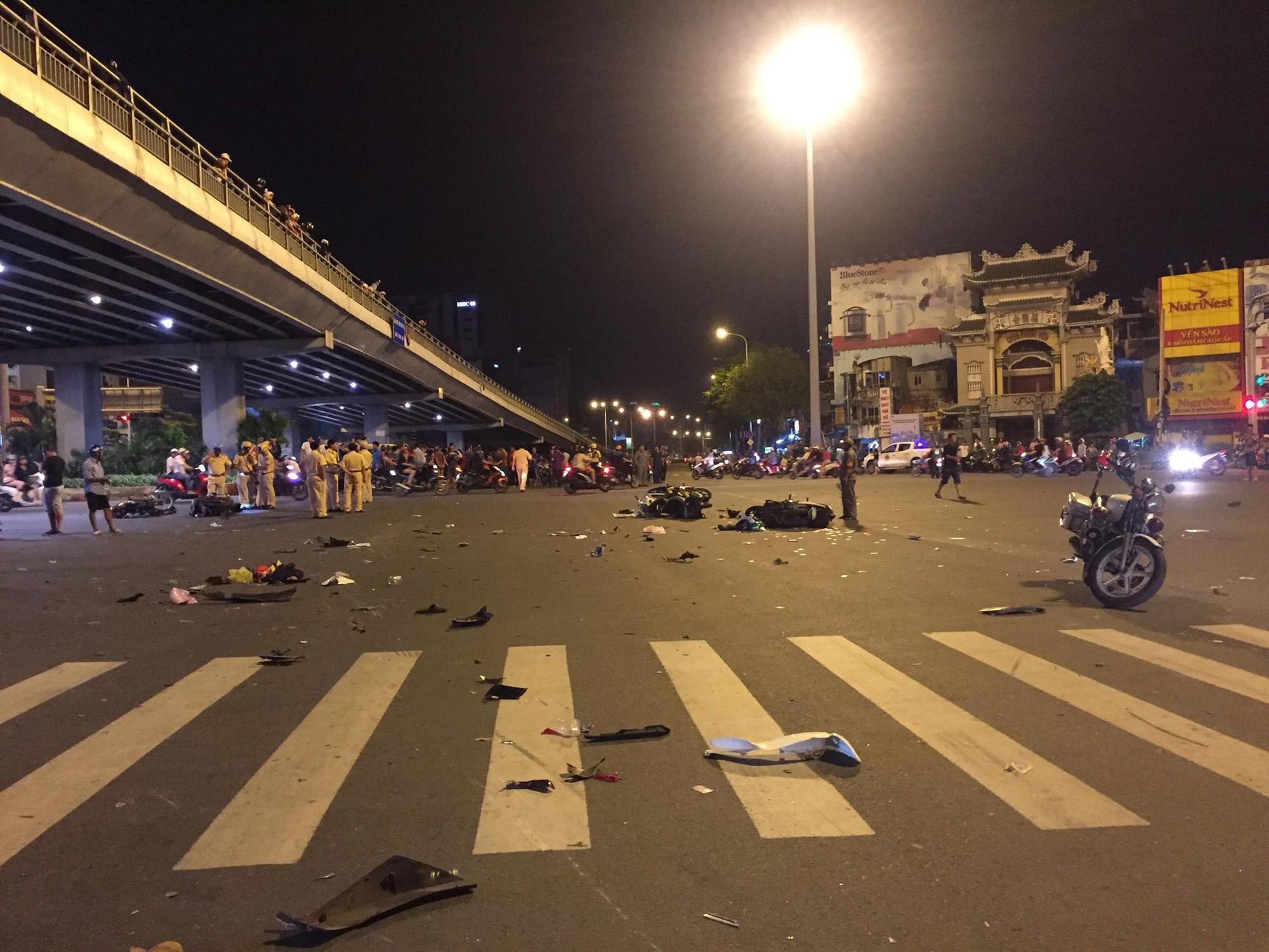 Tai nạn ngã tư Hàng Xanh: Nữ tài xế BMW gây tai nạn kinh hoàng ở TPHCM - Ảnh 7.