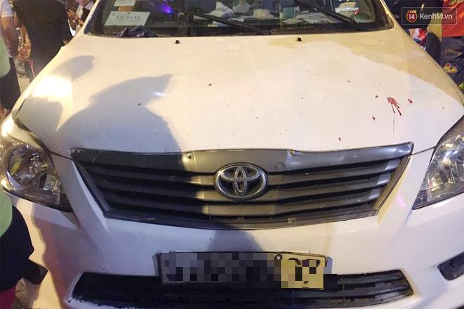 Ảnh: Hiện trường vụ nữ tài xế điều khiển xe BMW gây tai nạn kinh hoàng ở ngã tư Hàng Xanh - Ảnh 11.