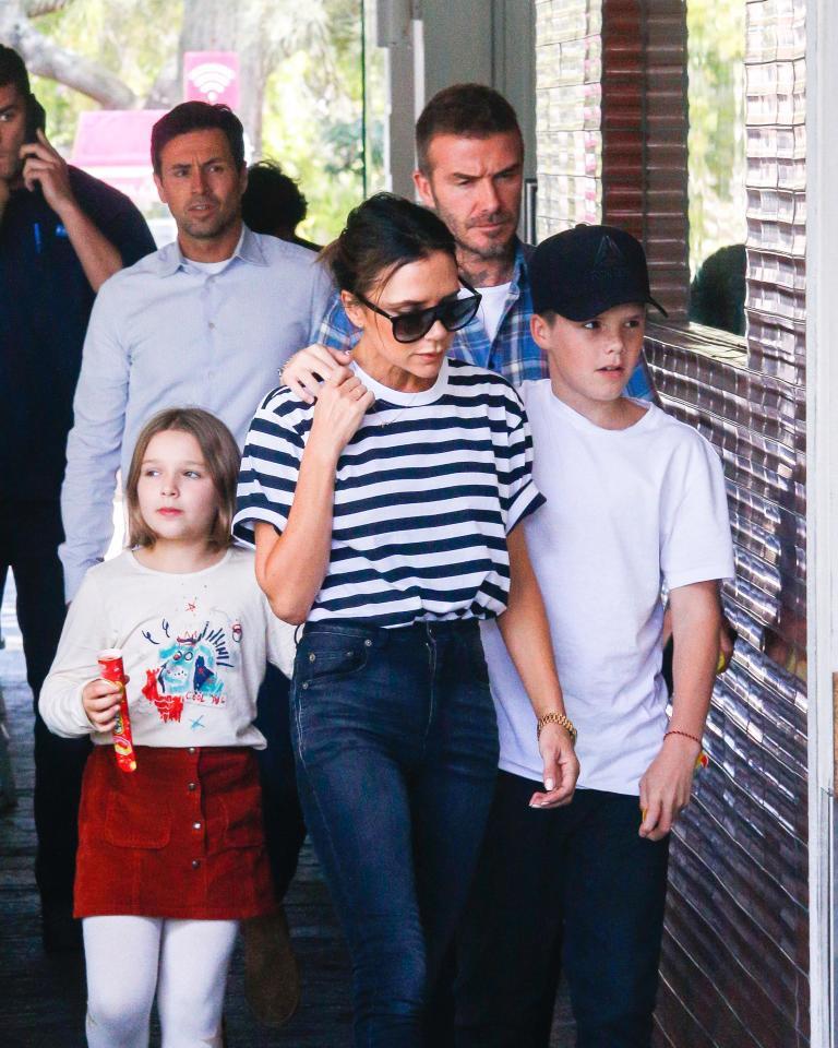 Victoria phẫn nộ vì David Beckham tiết lộ nhà bị trộm để đánh lạc hướng dư luận khỏi cuộc hôn nhân trục trặc - Ảnh 3.