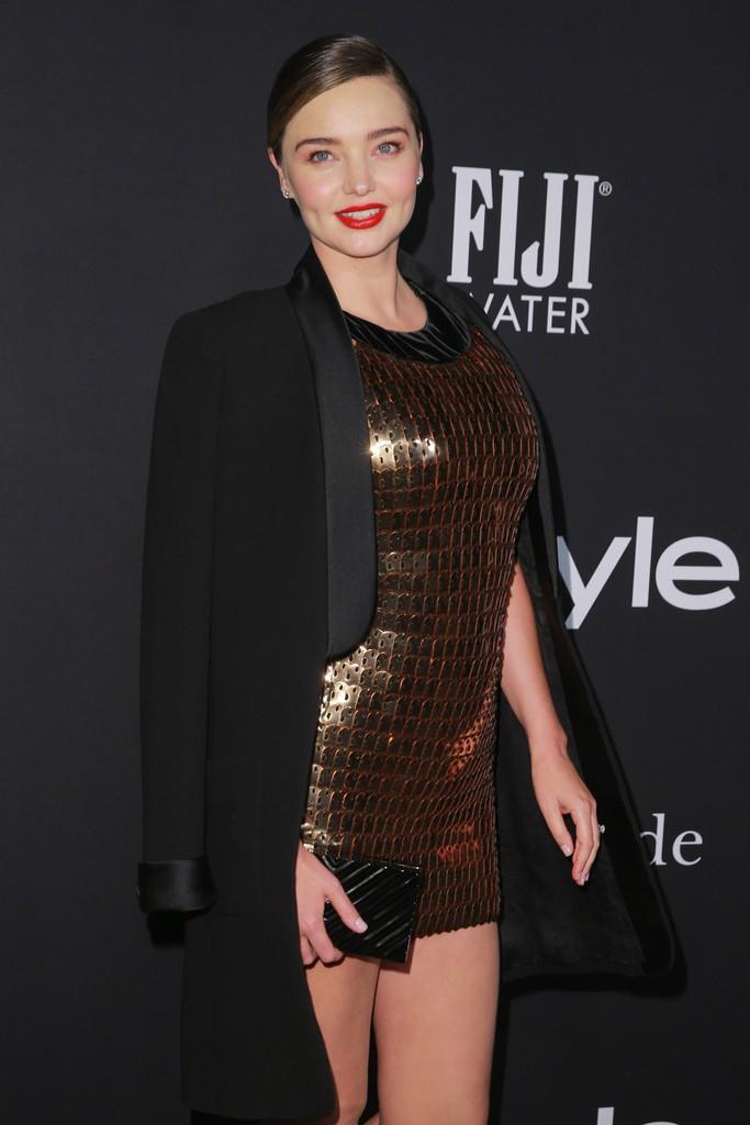 Lộ nếp nhăn nhưng nét mặt vẫn quá đẹp, Miranda Kerr đánh bật nhan sắc hàng loạt hoa hậu, siêu mẫu tại sự kiện - Ảnh 5.