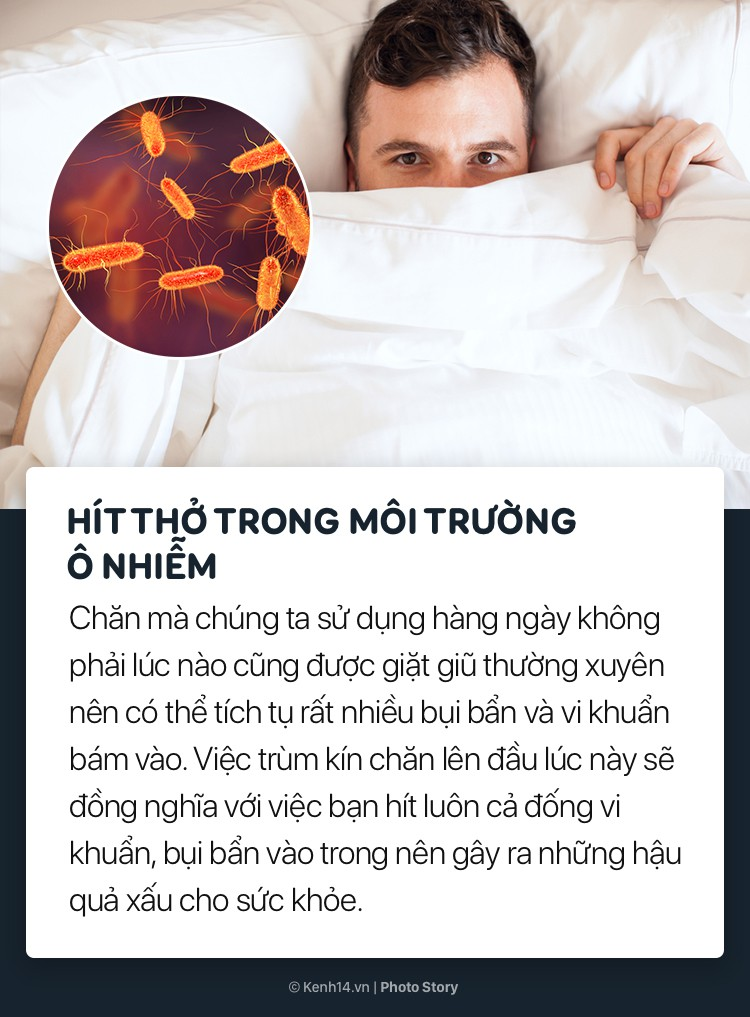 Gió mùa lại sắp về rồi nhưng đừng trùm chăn kín đầu khi ngủ để tránh ảnh hưởng xấu tới sức khoẻ - Ảnh 5.