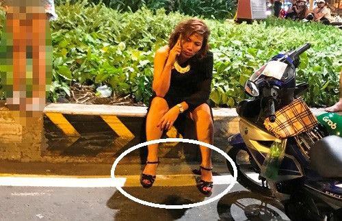 Nguyên nhân tai nạn Ngã tư Hàng Xanh: Tài xế BMW bị vướng giày cao gót - Ảnh 1.