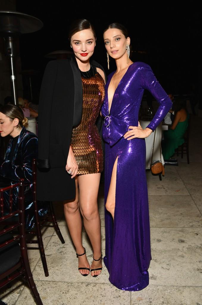 Lộ nếp nhăn nhưng nét mặt vẫn quá đẹp, Miranda Kerr đánh bật nhan sắc hàng loạt hoa hậu, siêu mẫu tại sự kiện - Ảnh 7.