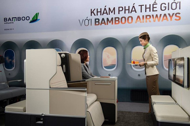 Lộ diện hình ảnh máy bay của Bamboo Airways - Ảnh 7.