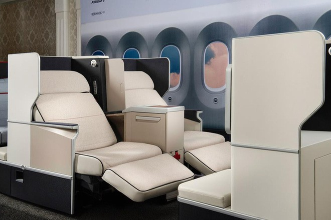 Lộ diện hình ảnh máy bay của Bamboo Airways - Ảnh 8.