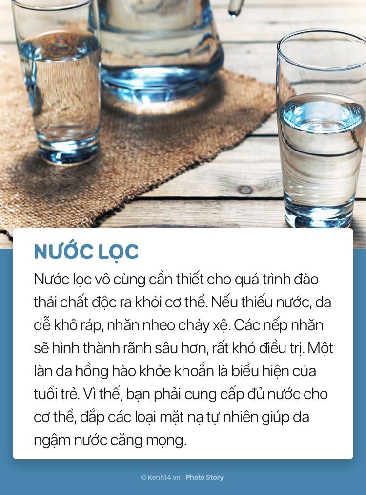 Ngoài sử dụng mỹ phẩm, đừng bỏ qua những loại đồ uống này để giúp làn da sáng và mượt mà hơn - Ảnh 15.
