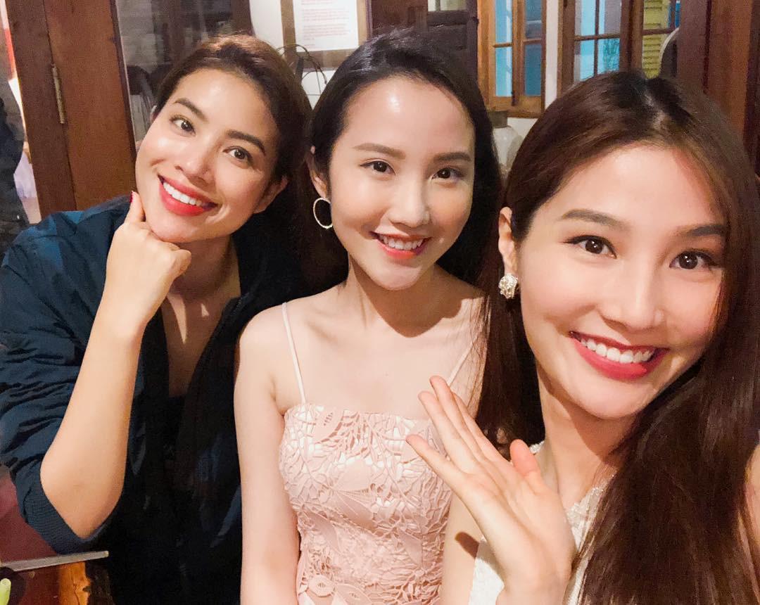 Hội bạn thân của Primmy Trương: Toàn trai xinh, gái đẹp giàu có và nổi tiếng - Ảnh 19.