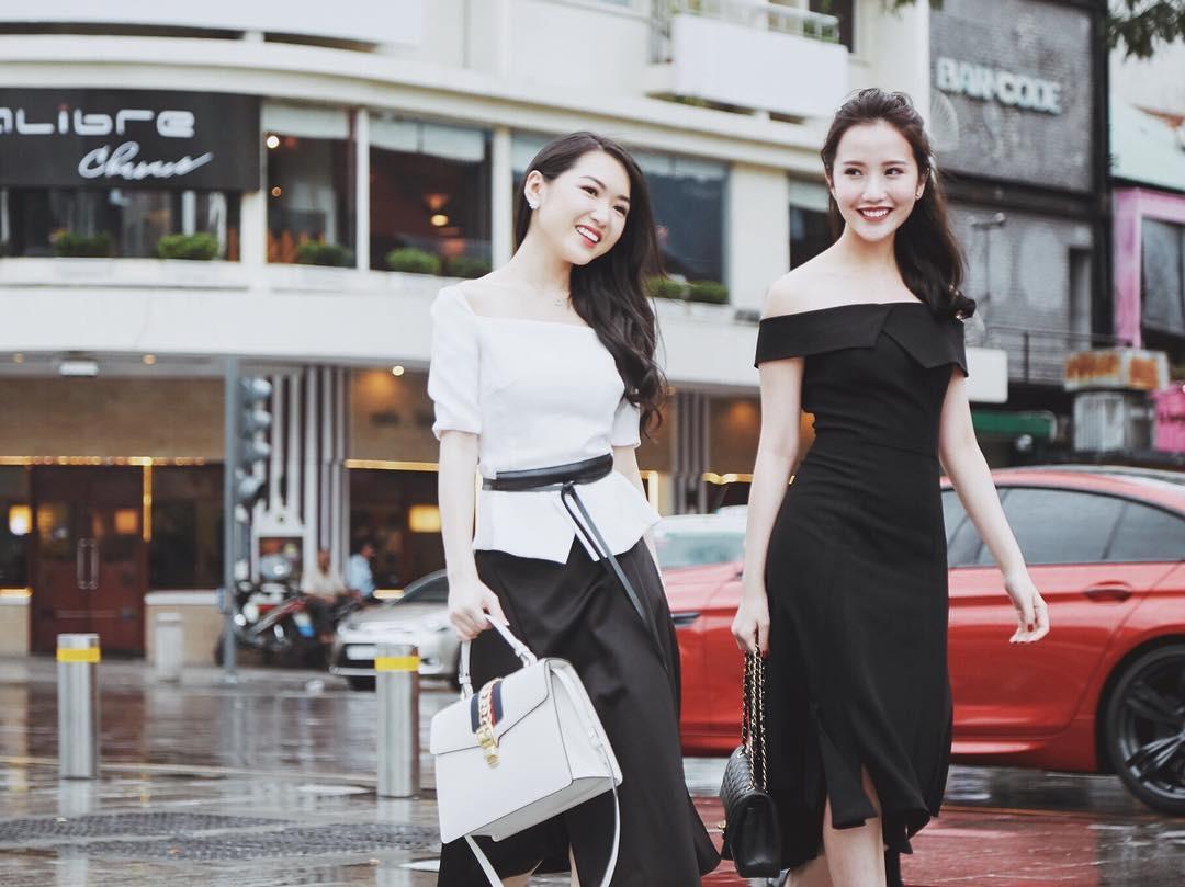 Hội bạn thân của Primmy Trương: Toàn trai xinh, gái đẹp giàu có và nổi tiếng - Ảnh 11.