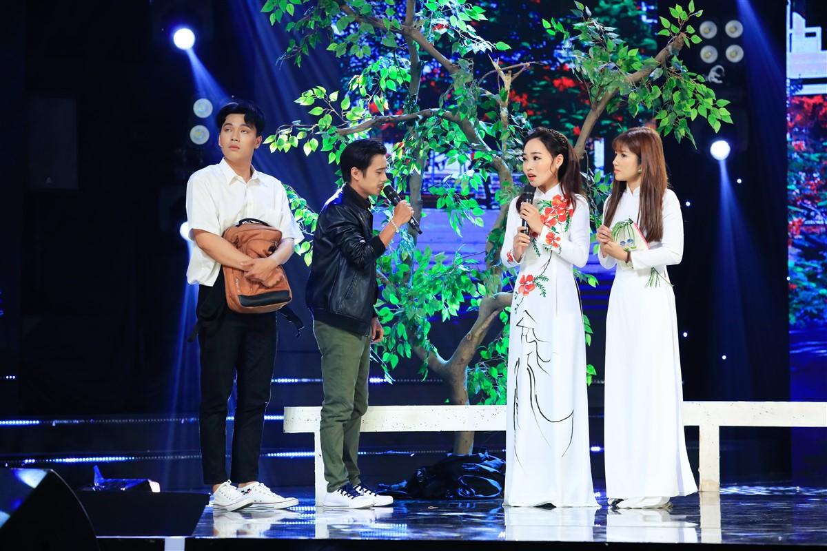 Cặp đôi vàng: Cẩm Ly dành lời khen cho giọng hát Nam Em - Ảnh 7.